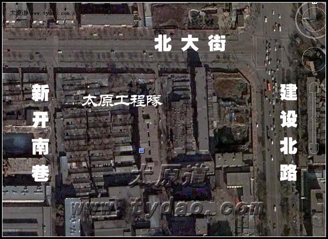 楼房卫星矢量图